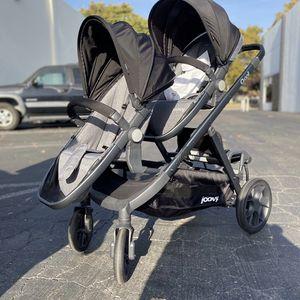 Joovy Qool Double To Triple Stroller for Sale in Richmond, CA