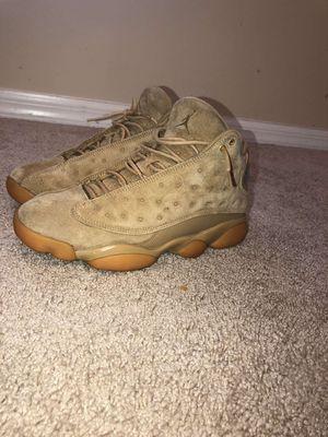 Jordan Retro 13 Wheat - Size 9 Like New for Sale in Orlando, FL