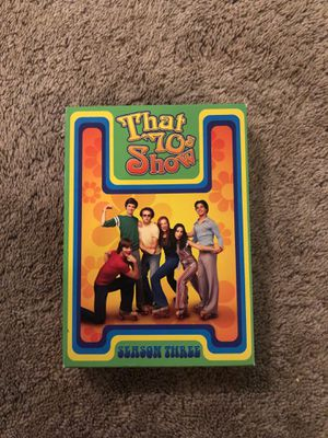 That 70's Show 3rd Season for Sale in Freehold, NJ