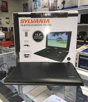 "Car DVD & Media Player Portable Reproductor de video para Carro Sylvania 13.3"" for Sale in Miami, FL"