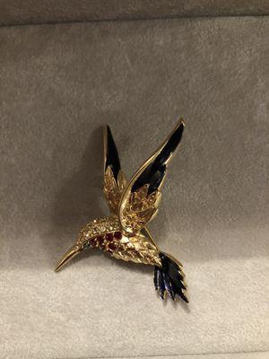 Hummingbird brooch for Sale in Sacramento, CA
