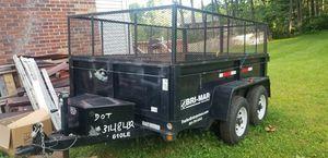 2014 brimar dump trailer for Sale in Silver Spring, MD