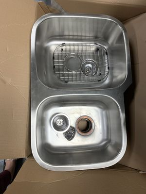 Glacier bay stainless steel sink for Sale in Graham, WA