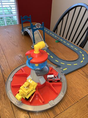 PAW Patrol Launch N Roll Lookout Tower Track Set for Sale in Brandon, FL