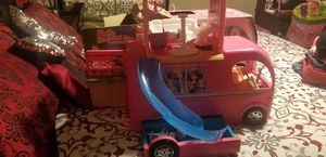 Barbie pop up camper for Sale in Los Angeles, CA
