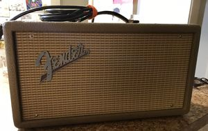 1963 Fender Reverb Unit 6G15 (1994 Reissue) Tube Amplifier for Sale in Forest Hills, TN