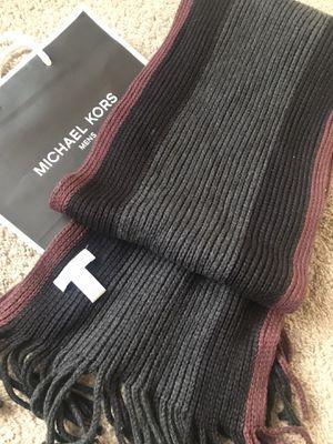 Men's Michael Kors scarf for Sale in Laurel, MD