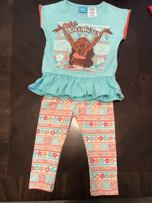 Disney Moana outfit 2T for Sale in Broomfield, CO