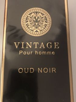 VINTAGE for MEN Our Version of VERSACE OUD NOIR for Sale in Dallas,  TX