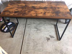 ACME Bob Desk, Weathered Oak for Sale in Bakersfield, CA