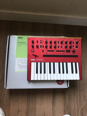 Korg Monologue for Sale in Boston, MA