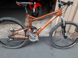 Giant Trance Maestro trail bike works Awesome and Trail Ready! for Sale in Hillsboro, OR