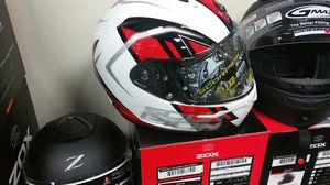 Helmets All Rider Gear Scorpion r320 Brand New DOT red white black small medium large extra large 2xl for Sale in San Diego, CA