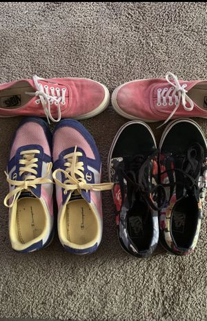 Three pairs of shoes for Sale in Toledo, OH