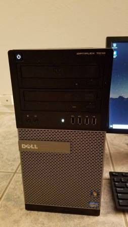 Dell Optiplex Intel i7 for Sale in Albuquerque, NM