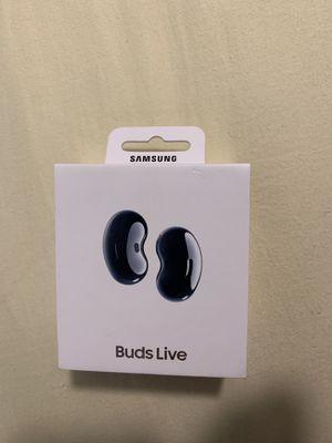 Samsung - Galaxy Buds Live True Wireless Earbud Headphones - Black for Sale in Hialeah, FL
