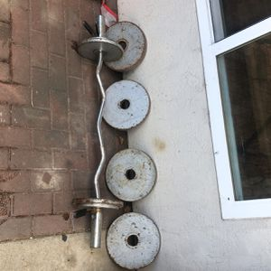 Curl Bar for Sale in Carlsbad, CA