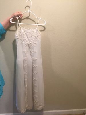 Kids Flower Girl Dress- Size 12 for Sale in Rancho Cucamonga, CA