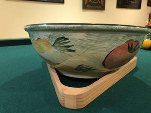 Large serving bowl for Sale in Oceanside, NY