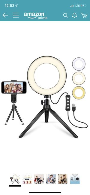 Ring Light Brand New for Sale in Mount Holly, NC