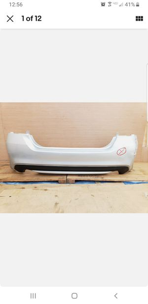 2016 2017 2018 Nissan Altima Base/S/SL/SV/SR Rear Bumper Cover OEM for Sale in Auburn, WA