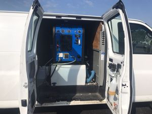 2007 Chevy express carpet cleaning van for Sale in Galloway, OH