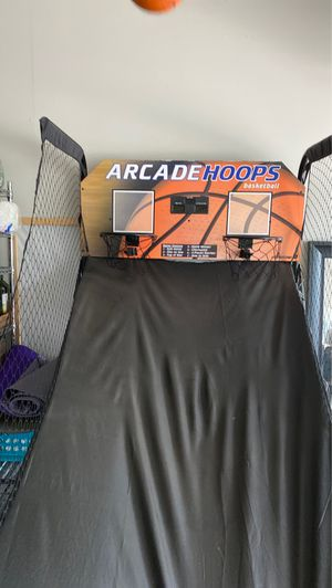 Arcade Hoops perfect for game room or garage fun for Sale in Kirkland, WA