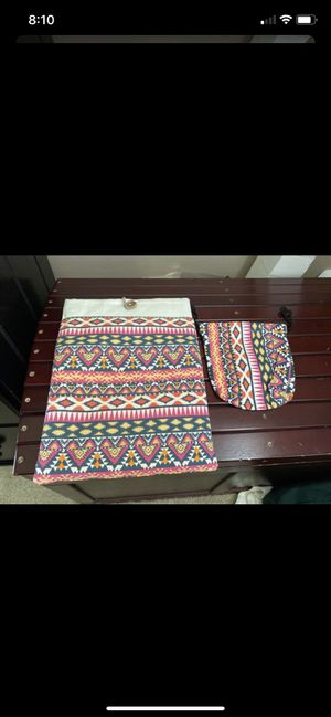 New chrome book/tablet/computer carrying case padded inside for Sale in Yorba Linda, CA
