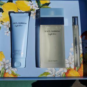 Dolce And Gabbana Perfume for Sale in San Bernardino, CA