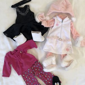 American Girl Doll Winter Outfit Set for Sale in Fresno, CA