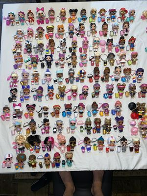 Lol surprise dolls $5-$15 each for Sale in Gresham, OR