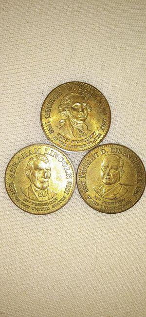 Commemorative presidential coins for Sale in Largo, FL