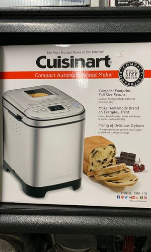 New bread maker price is firm for Sale in Modesto, CA