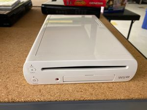 Nintendo Wii U console only **WORKS GREAT** for Sale in Greensboro, NC