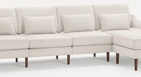 Brand New Burrow King Sofa with Chaise Lounge for Sale in Morrisville,  PA