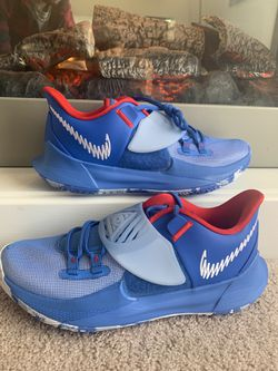 """Nike Kyrie Low 3 """"Pacific Blue"""" for Sale in Washington,  IL"""
