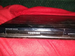 Toshiba simple DVD player for Sale in Mishawaka, IN