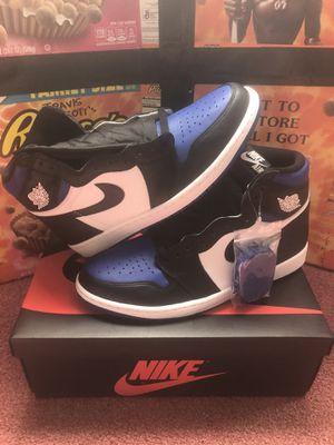 Jordan 1 Royal toe BRAND NEW for Sale in Gilbert, AZ