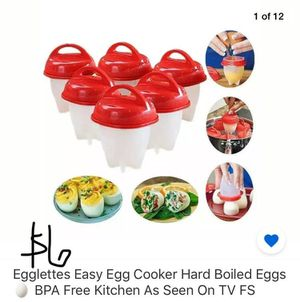 Egglettes Easy Egg Cooker as seen on tv for Sale in Cary, NC