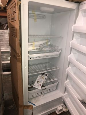 On Sale Frigidaire Freezer 1 YR Warranty 20.4 cu ft #933 for Sale in Charlotte, NC