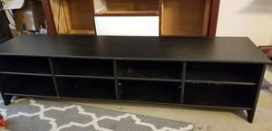 Wood tv stand for Sale in Graham, WA
