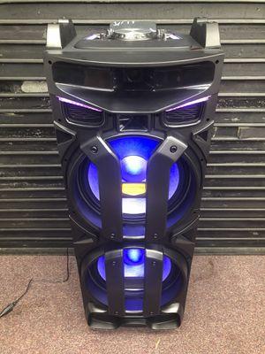 Bluetooth speaker 🔊 karaoke 🎤 for Sale in Gaithersburg, MD