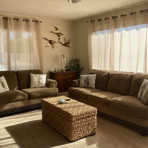 Matching Sofa And Loveseat Great Condition for Sale in Anaheim, CA