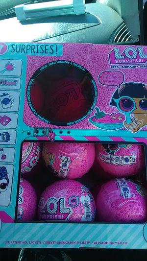 Lol pets 2 full box for Sale in Modesto, CA
