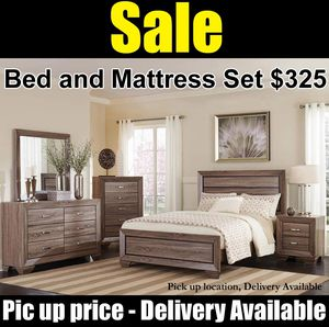 Queen Bed and Mattress set for Sale in Miami, FL