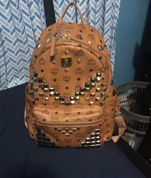 Mcm medium stud backpack for Sale in Boston, MA