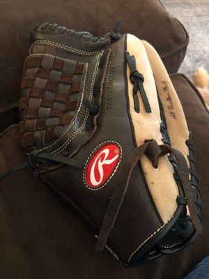 Rawlings glove baseball softball really nice leather ! 14inch for Sale in Lynnwood, WA