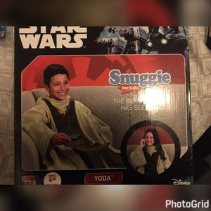 Starwars Snuggies for kids for Sale in Aurora, CO