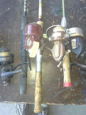 Vintage Fishing Reels for Sale in Lakewood, CO