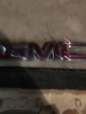 GMC sign. for Sale in Dearborn, MI